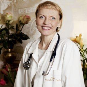 Læge Charlotte Bech