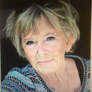 Portræt af Mimi Jakobsen